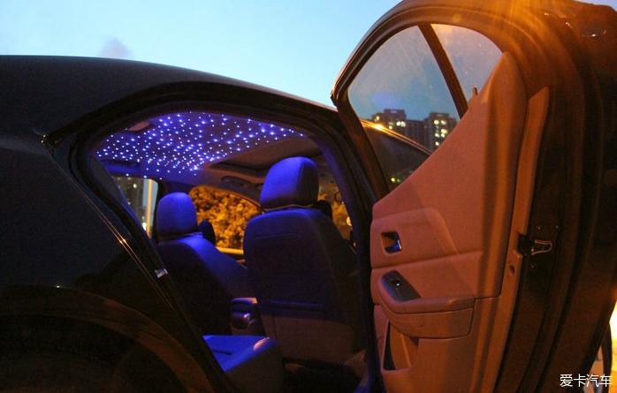 迈瑞宝星空顶氛围灯改装!