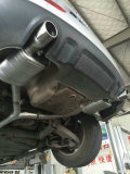 奥迪Q5改装Repose排气