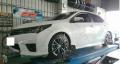 武汉卡罗拉1.6自动真皮订车青铜色