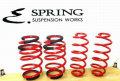 13款经典福克斯换E.SPRING短弹簧作业