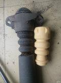 自己动手更换后减震胶套,附带更换后减震。