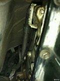 老锐志变速箱上面漏变速箱油