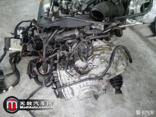 【图】进口宝来1.8t发动机图片