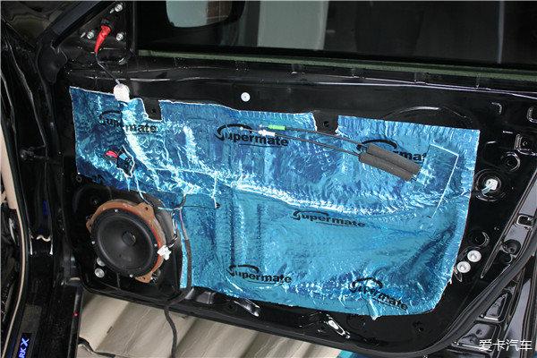州动听音符奔驰glk300 改装劲浪ps165fx 两高清图片