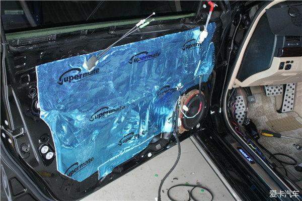州动听音符奔驰glk300 改装劲浪ps165fx 两 高清图片