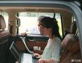 国内首辆脑控汽车起跑开车不用动手脚