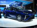 标榜了丰田全新能源构思 这货就是Mirai