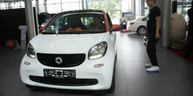 4S����������ȫ��smart fortwo