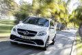 【新款车型GLE抢先看】ML的改款车型GLE将在9月份上市
