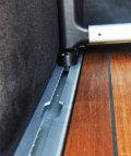 顶级豪华游艇木后备箱垫--揽胜运动版后备箱垫改装
