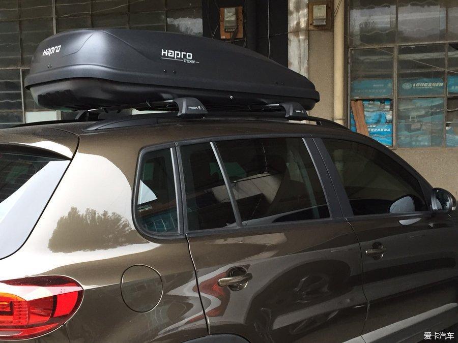 > 途观有人安装车顶行旅箱吗?