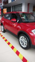 中华V3提车作业