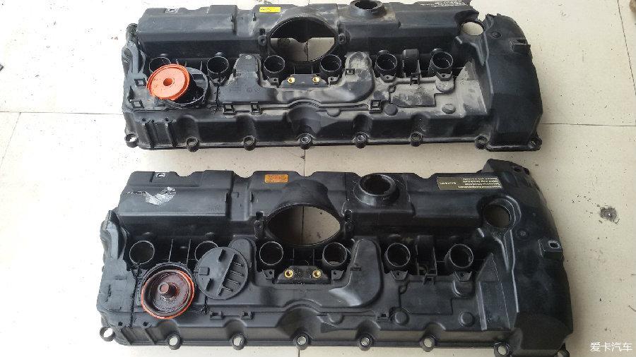 宝马320-n46n废气阀大量到货!还教你diy更换维修方法图片