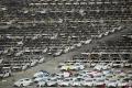 天津爆炸,雷诺大众车被毁,丰田停产