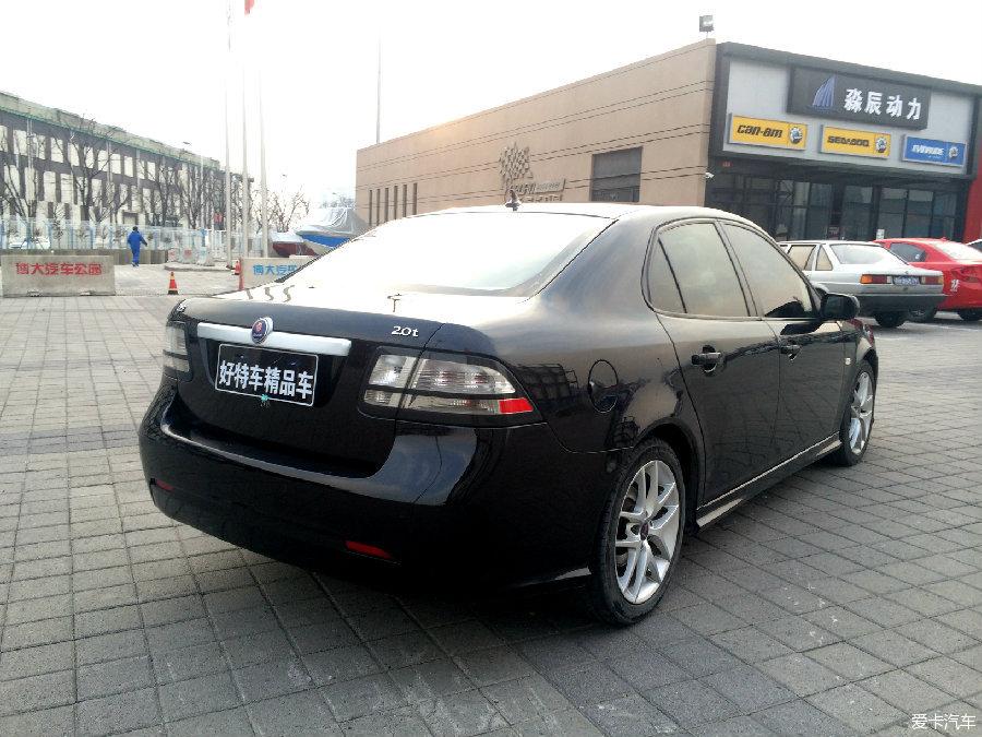 萨博93 Linear 2.0T _二手车市场_爱卡汽车