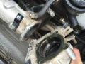 自己动手清理并匹配07年出厂的捷达CIX电子节气门,