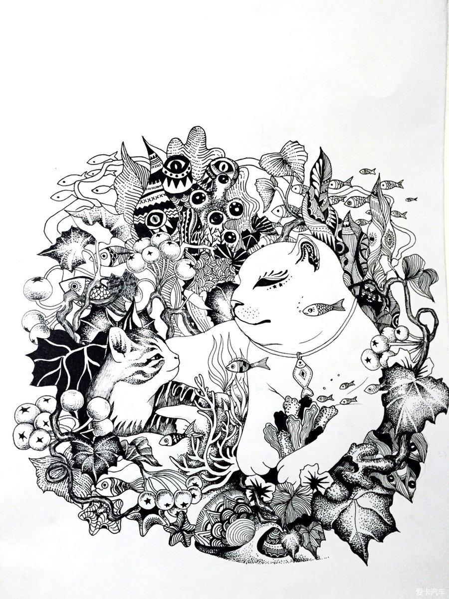 简笔画 设计 矢量 矢量图 手绘 素材 线稿 900_1201 竖版 竖屏