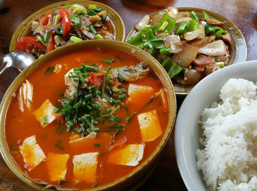 【精华】肇兴美食--这个老鼠第一寨的万种侗乡场景风情大战侗寨图图片