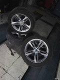 途观18寸专用改装轮毂加轮胎