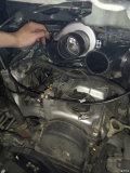 传祺GS5安装涡轮了离心式的涡轮增压器