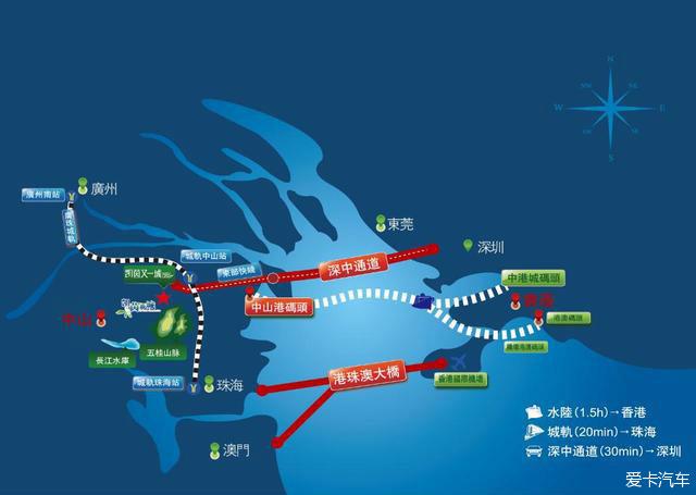 港珠澳大桥为啥没深圳?_第4页_深圳汽车论坛