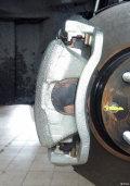 本田GK5安装英国EBC前刹车片和goodridge刹车钢喉