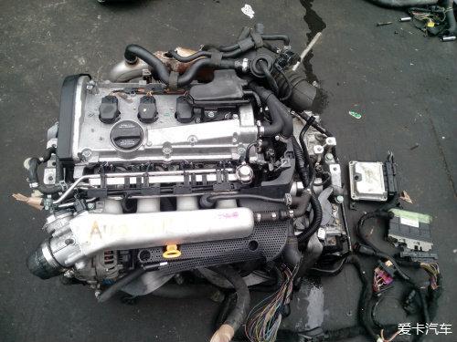 大众1.8t auq agu发动机图片