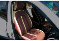 奥迪Q5内饰改装真皮座椅改装顶棚门板方向盘改装