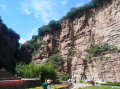 来一场说走就走的旅行系列――潍虎团晓言挺进太行山大峡谷