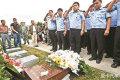 天津滨海新区安葬首位爆炸事故烈士已确认55位