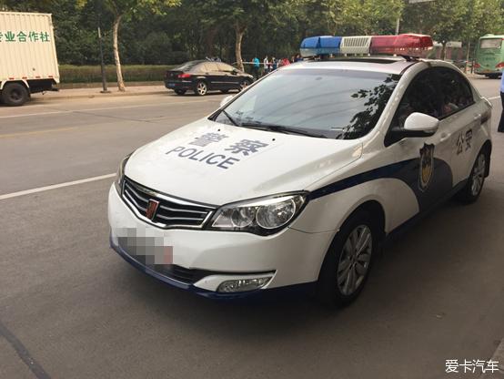 回家路上偶遇凶杀案,荣威警车出动_荣威350论坛_荣威论坛_XCAR 爱卡汽车俱乐部