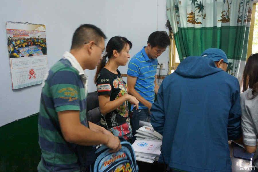 【渝马族在v高中】公益活动之重庆西彭镇元明村的留意身边高中事物作文的图片