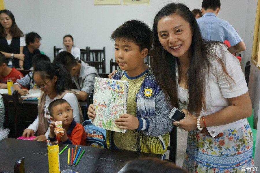 【渝马族在行动】公益活动之绥中西彭镇元明村高中马芳重庆一图片