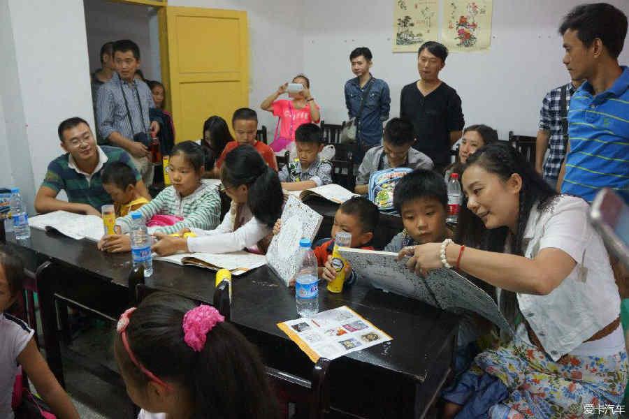 【渝马族在v男生】公益活动之重庆西彭镇元明村男生肥婴儿高中图片