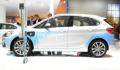 宝马法兰克福发布三款插电式混动车明年上市