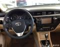 丰田卡罗拉2015款1.8自动挡高配白色