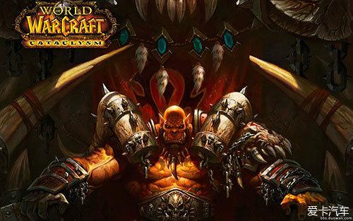《魔兽》中的德拉诺七雄及主要英雄