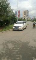 宝骏生产地柳州农村男子提车半年分享。