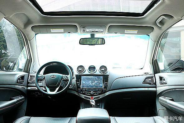 比亚迪S7顶配 白色