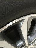 北京现代索8轮毂生锈新车不到一年不到15000公里