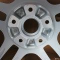 19寸保时捷卡宴原装轮毂二手拆车电镀钢圈大众途锐奥迪Q7