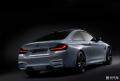 全新照明理念宝马M4未来照明灯具概念车