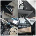 宝马740li无损改装音响顶级宝马7系升级改装曼斯特喇叭