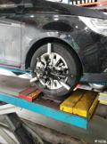 宝骏730换胎20560R16换了米其林3st的轮胎