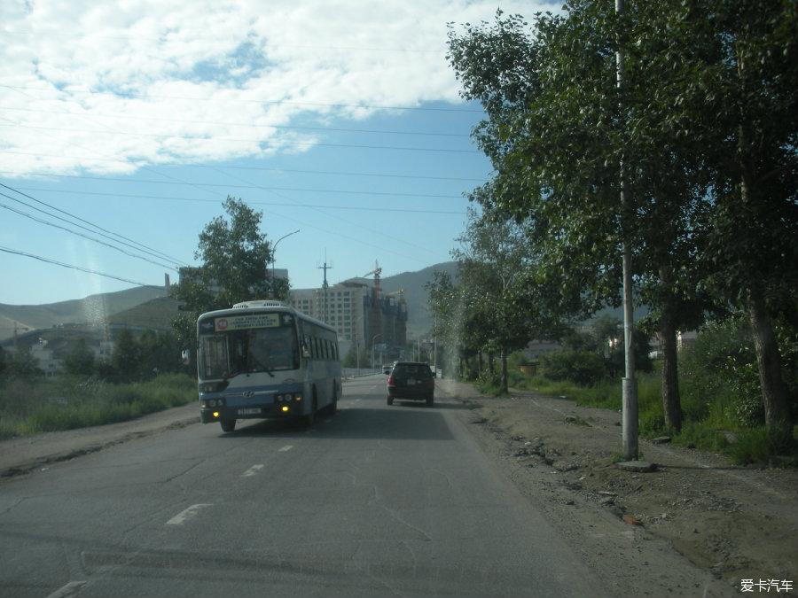 【视觉盛宴 异国风情】带你去看蒙古国首都~乌