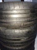 出四条米其林PSS轮胎