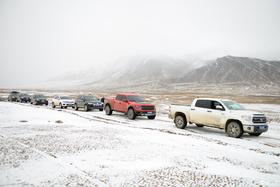 浩渺征途 尽为纵情驰骋的坦途— 途锐车队15年9月新疆西藏行