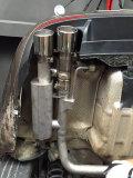 VW大众CC排气改装上个作业