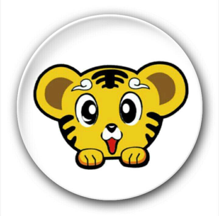 > 一只小老虎
