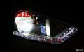成都现代IX25改灯成都IX25改装Q5双光透镜飞利浦增亮